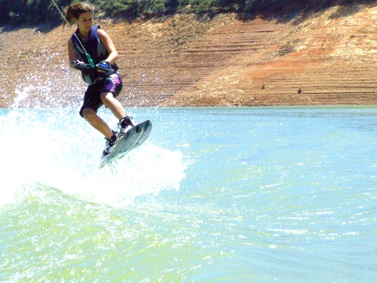 Wakeboarding is FUN!